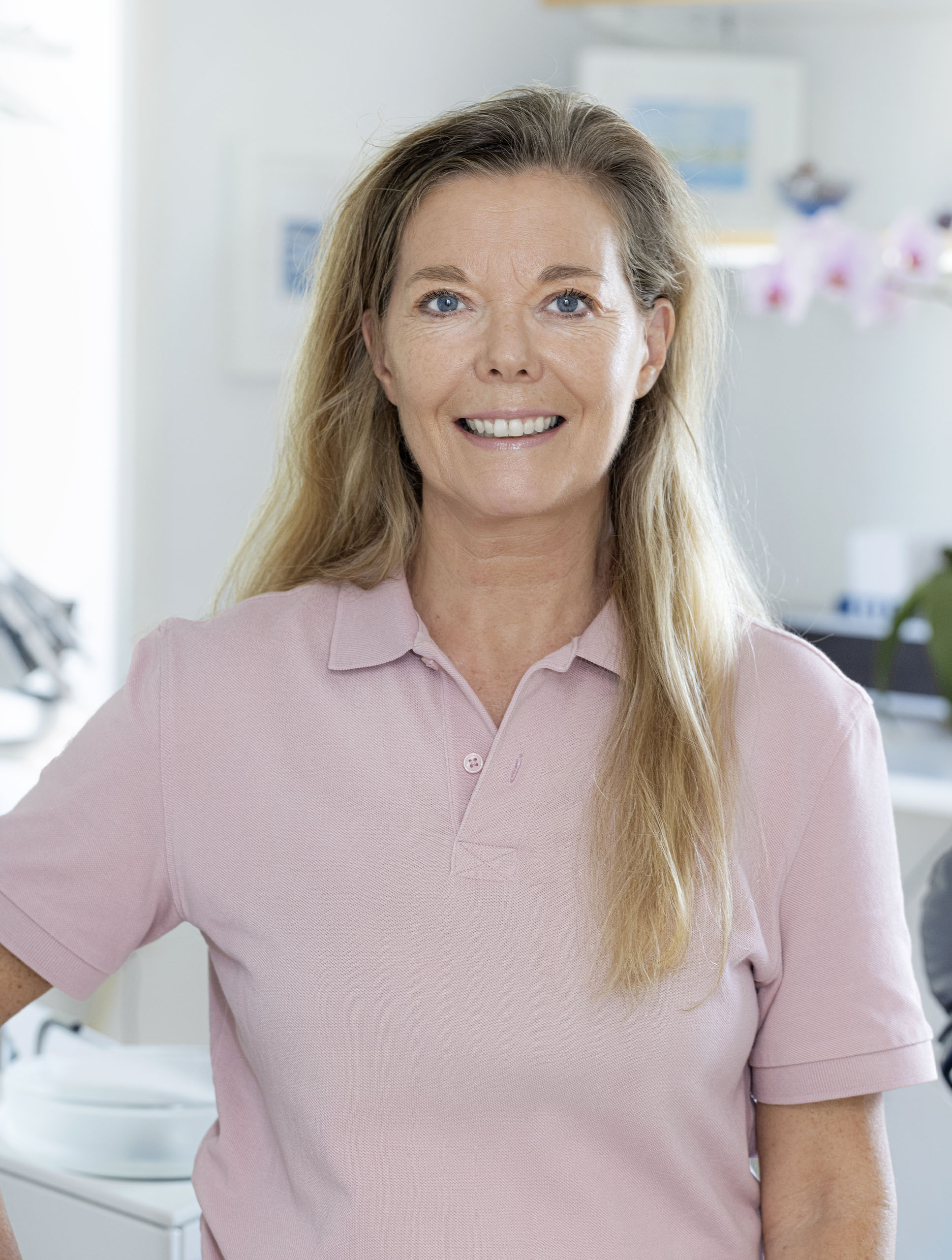 Tandsköterska Caroline Persson