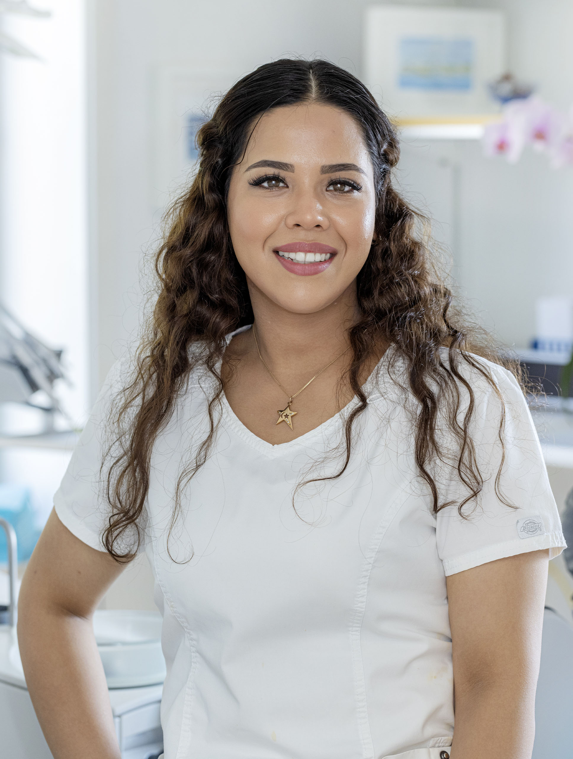 Tandvårdsbiträde Helena Ghazani